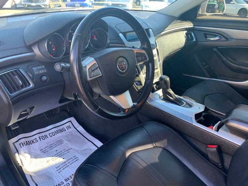 Cadillac CTS Sedan 2013 price $11,999