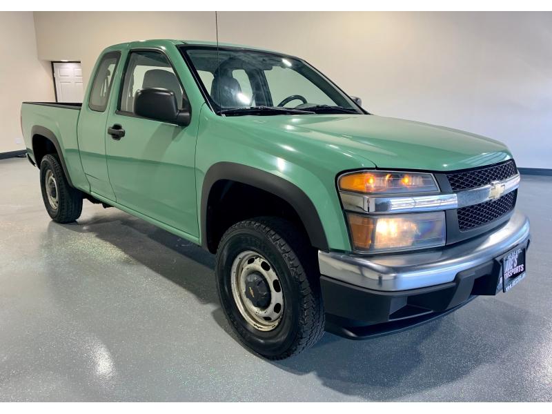 Chevrolet Colorado 2006 price $9,999