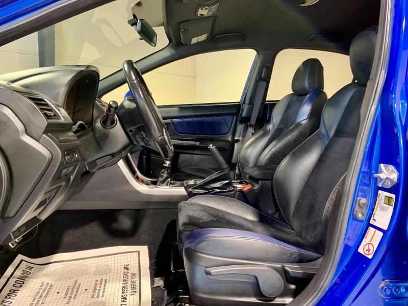 Subaru WRX STI 2015 price $26,999