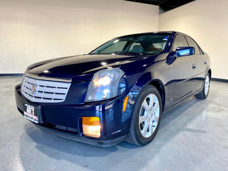 Cadillac CTS 2006 price $5,999