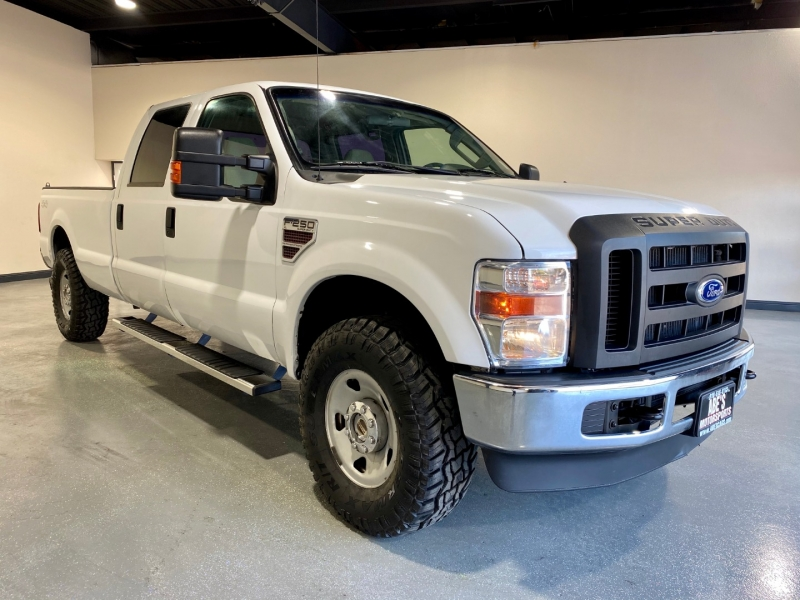 Ford Super Duty F-250 2008 price $17,999