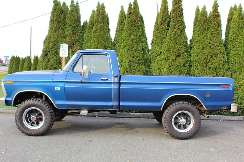 Ford Super Duty F-250 1976 price $9,995