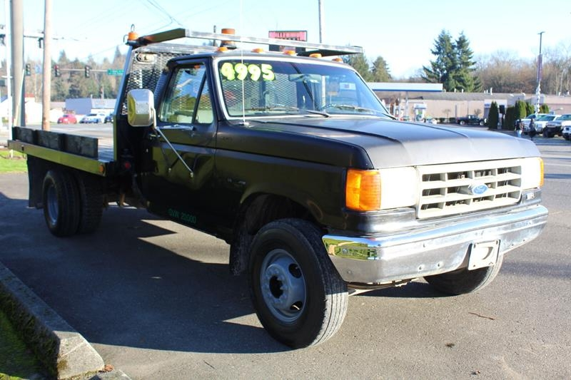 Ford Super Duty F-450 DRW 1989 price $4,995