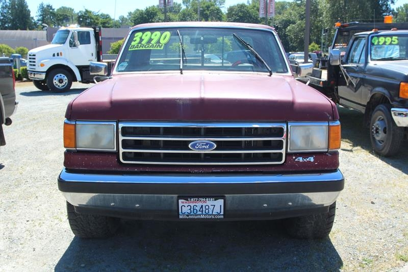 Ford F-150 1990 price $2,995