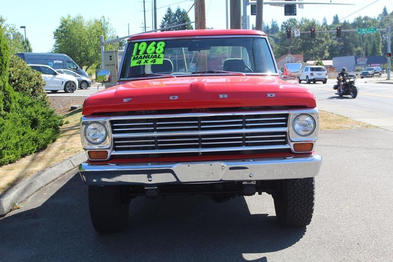 Ford Super Duty F-250 1968 price $21,999