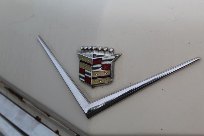 Cadillac DeVille 1966 price $8,399