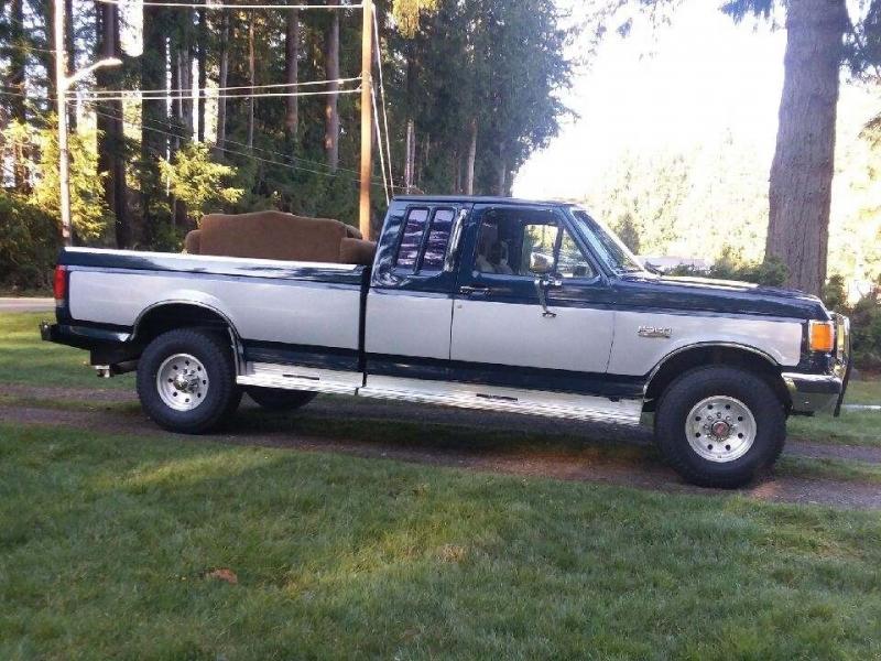 Ford 3/4 Ton Trucks 1988 price $8,995