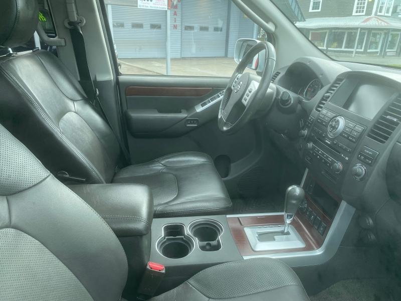 Nissan Pathfinder 2012 price $12,595