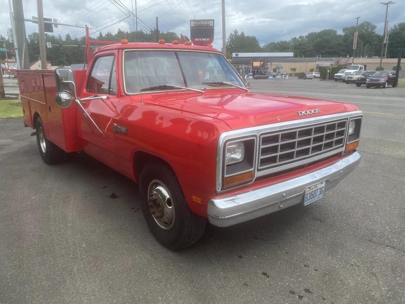 Dodge Pickup 1985 price $4,995