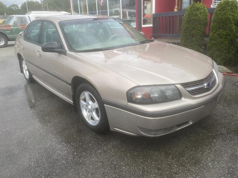 Chevrolet Impala 2003 price $1,895