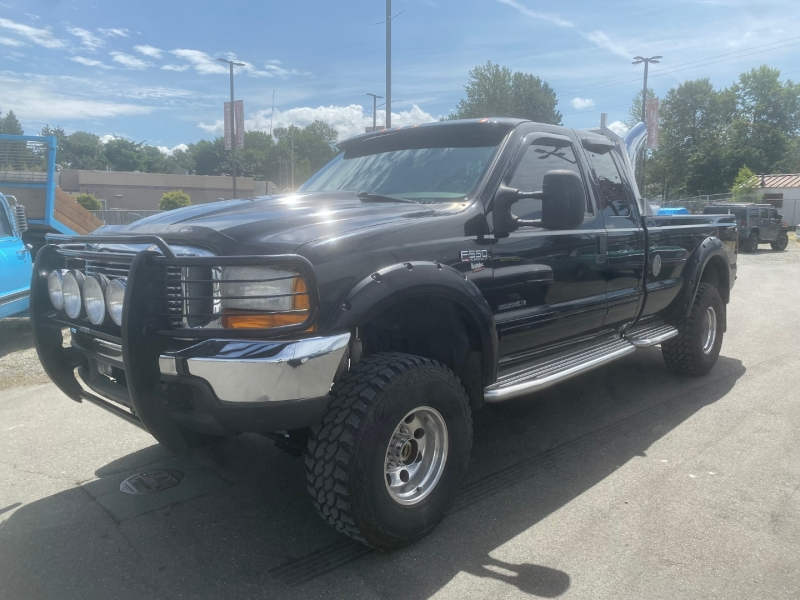 Ford Super Duty F-250 2001 price $16,995