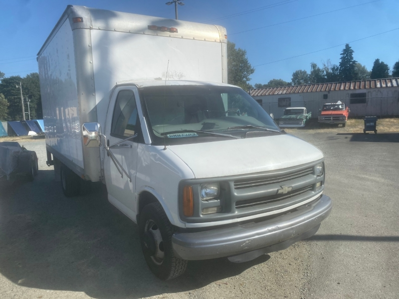 Chevrolet G Commercial Cutaway 1998 price $6,995