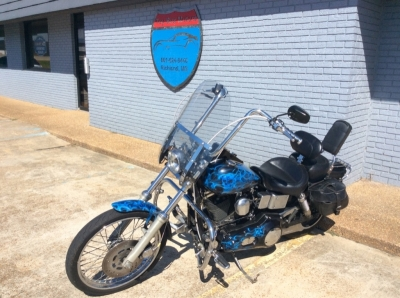 Harley Davidson Dyna Wide Glide DYNA WIDE GLIDE 1997