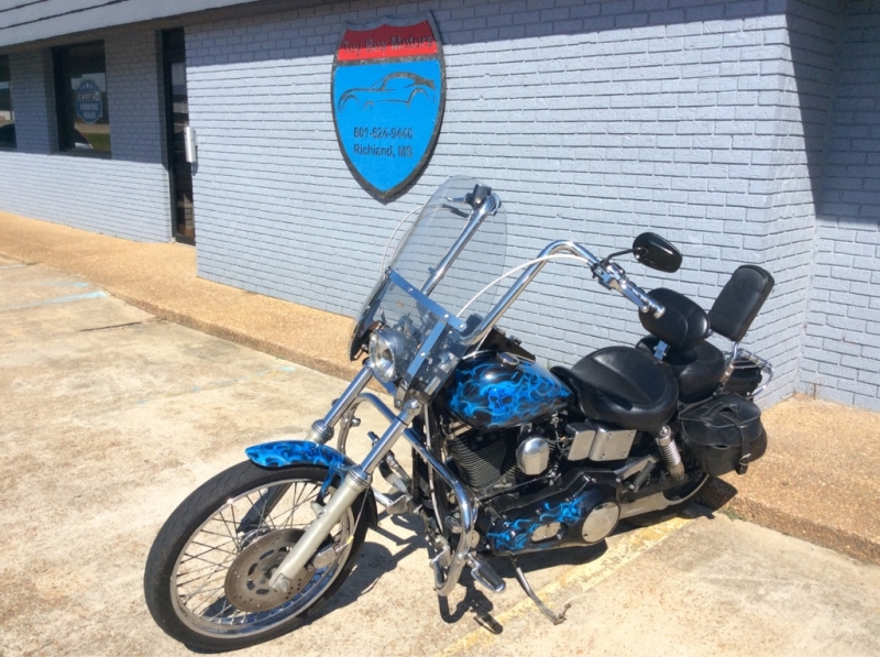 1997 Harley Davidson Dyna Wide Glide DYNA WIDE GLIDE