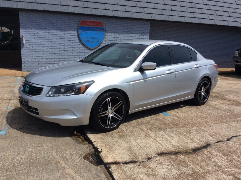 2008 Honda Accord Sdn