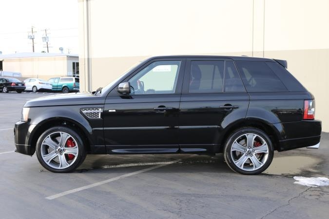 LAND ROVER RANGE ROVER SPORT SUPERCHARGED A 2013 price $23,999