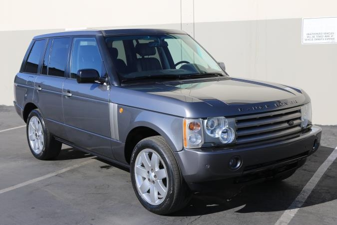 LAND ROVER RANGE ROVER WESTMINSTER LIMITED 2004 price $8,995