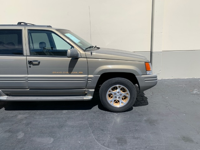 Jeep Grand Cherokee 1998 price $8,395