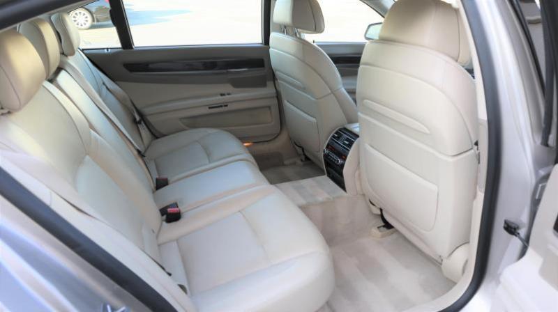 BMW 750Li 2012 price $16,999