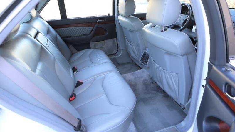 MERCEDES-BENZ S320 1997 price $8,995