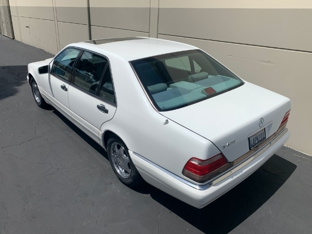 Mercedes-Benz S-Class 1997 price $7,900