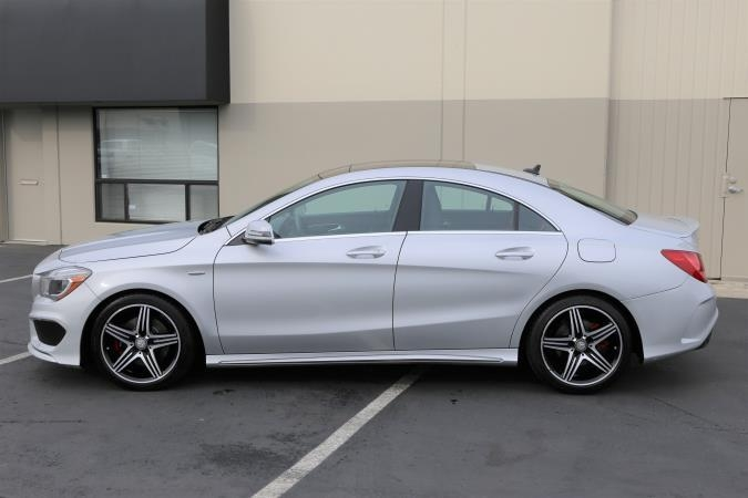 MERCEDES-BENZ CLA250 2016 price $18,999