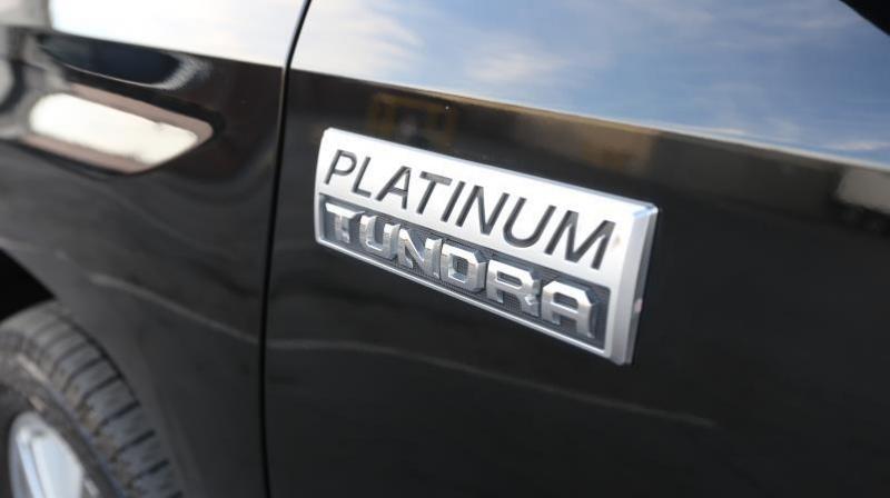TOYOTA TUNDRA PLATINUM 2015 price $31,995