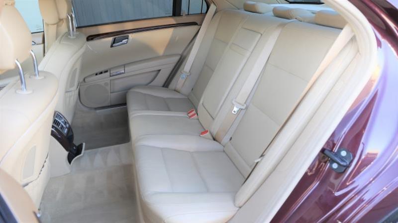 MERCEDES-BENZ S550 2012 price $21,995