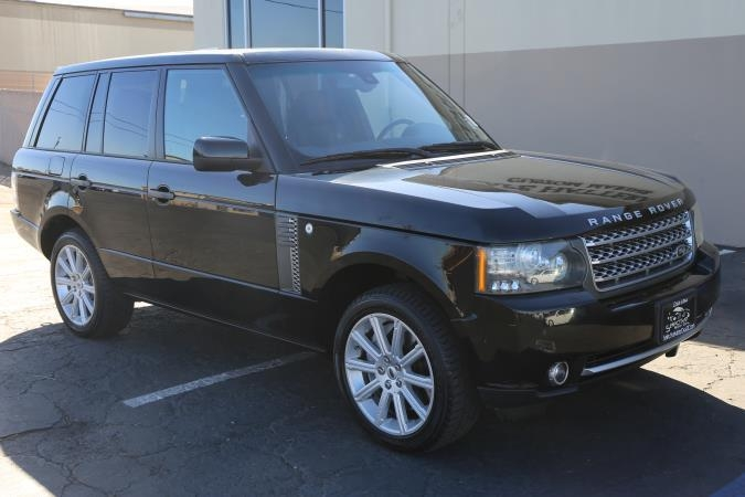 LAND ROVER RANGE ROVER SUPERCHARGED 2010 price $18,995