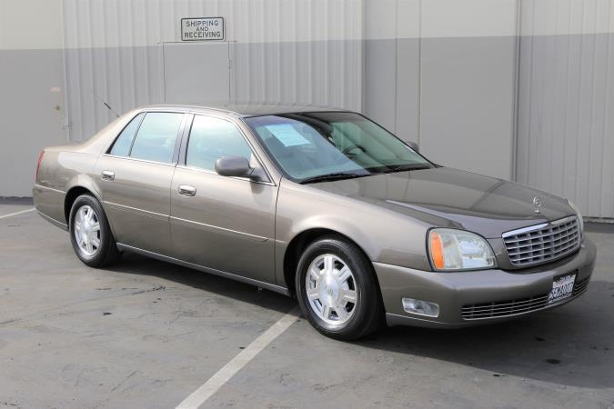 CADILLAC DEVILLE 2003 price $8,995