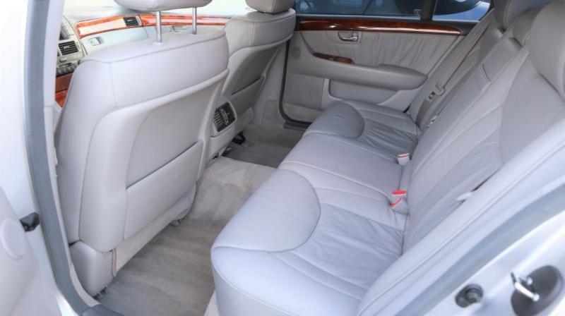 LEXUS LS 430 2004 price $9,999