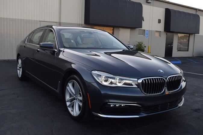 BMW 750I 2016 price $29,999