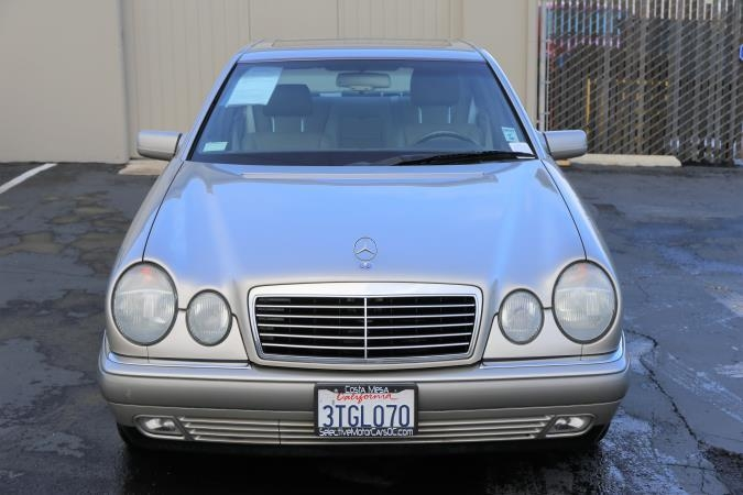 MERCEDES-BENZ E320 1997 price $7,995