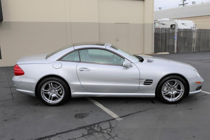 MERCEDES-BENZ SL500 2003 price $11,995