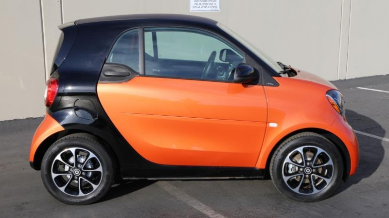 SMART FORTWO 2016 price $8,995