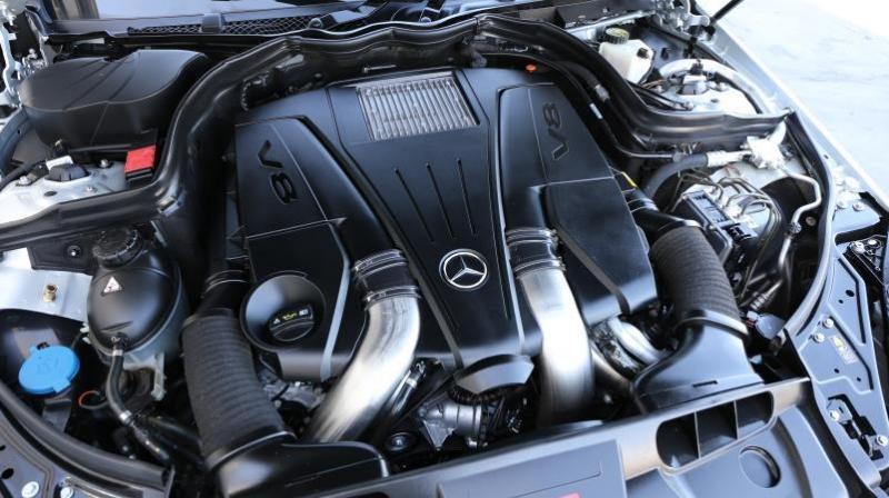 MERCEDES-BENZ E550 2012 price $16,995