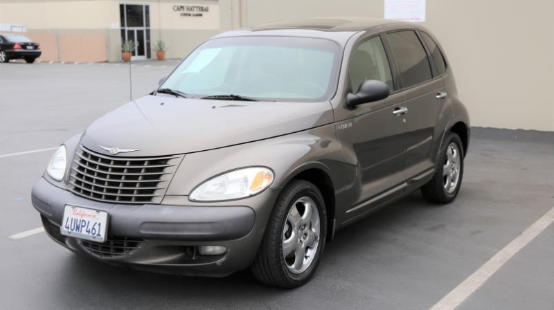 CHRYSLER PT CRUISER 2002 price $4,999
