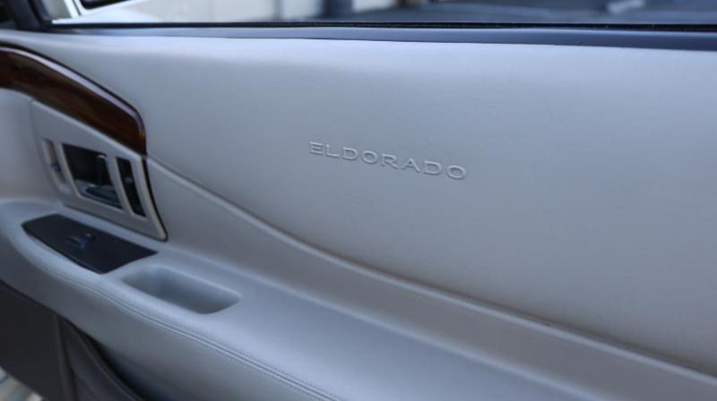CADILLAC ELDORADO 1998 price $3,995