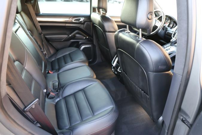 PORSCHE CAYENNE TURBO S 2014 price $37,995
