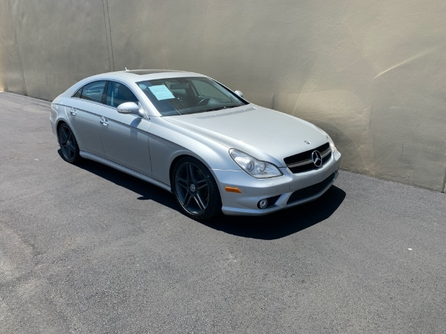 Mercedes-Benz CLS-Class 2007 price $11,999