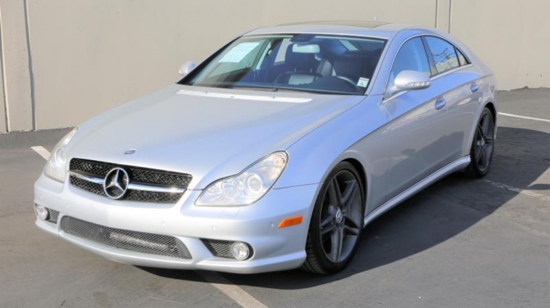 MERCEDES-BENZ CLS550 2007 price $11,999