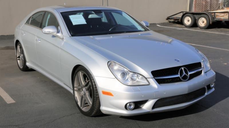 MERCEDES-BENZ CLS550 2007 price $11,999