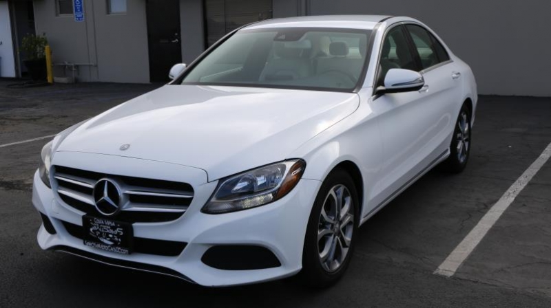 MERCEDES-BENZ C300 2017 price $16,999
