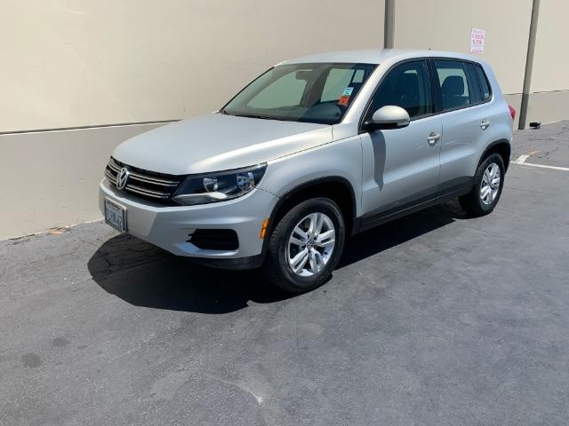 Volkswagen Tiguan 2012 price $7,800