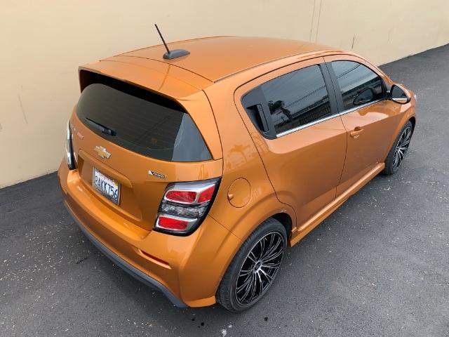 Chevrolet Sonic 2017 price $10,700