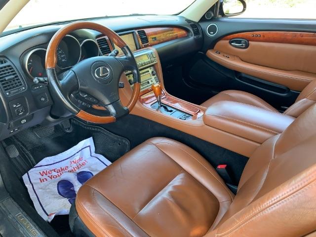 Lexus SC 430 2002 price $8,900