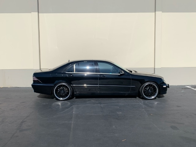 Mercedes-Benz S-Class 2000 price $7,900