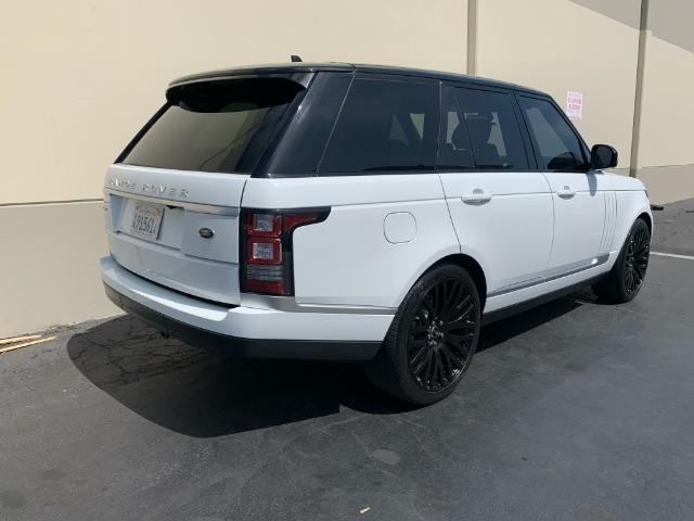 Land Rover Range Rover 2016 price $54,900