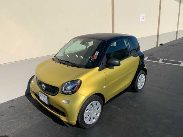 smart fortwo 2016 price $8,900