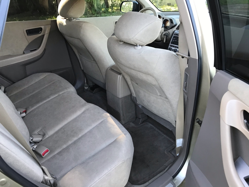 Nissan Murano 2005 price $4,998